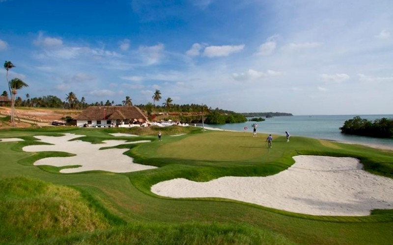 Seacliff Resort & Spa golfbaan