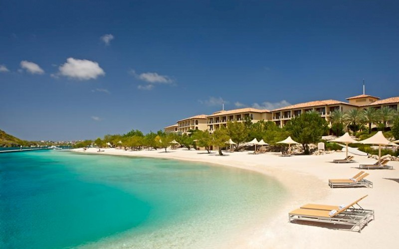 Santa Barbara Beach & Golf Resort Curaçao zee