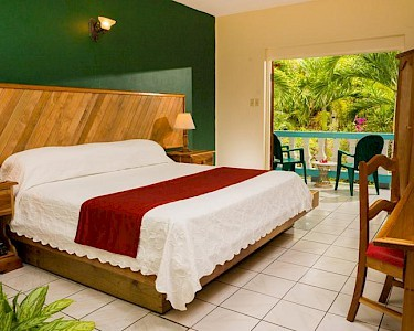 Legends Beach Resort Jamaica - Kamer