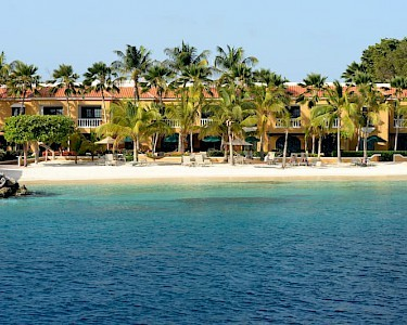 Harbour Village Beach Club Bonaire strand