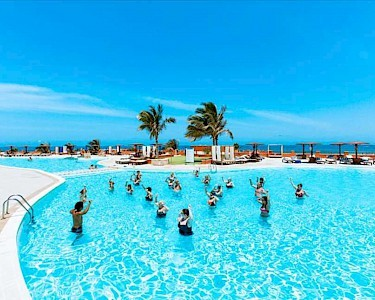 Royal Decameron Boa Vista zwembad
