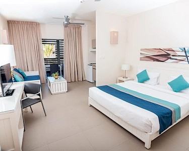 Be Cosy Mauritius kamer