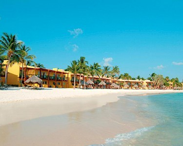 Tamarijn Aruba All Inclusive strand