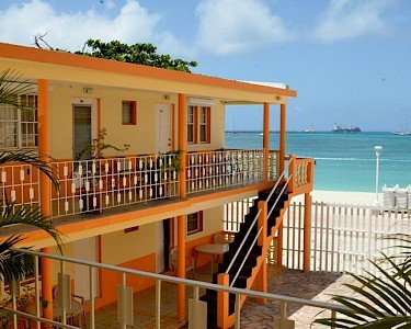 Sea View Beach Hotel Sint Maarten