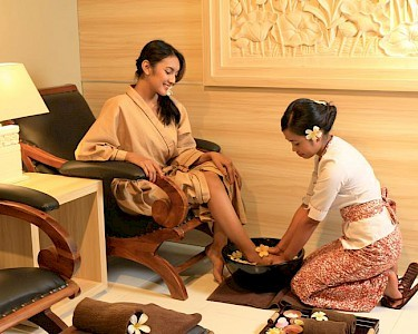 Swiss-Bel Tuban spa