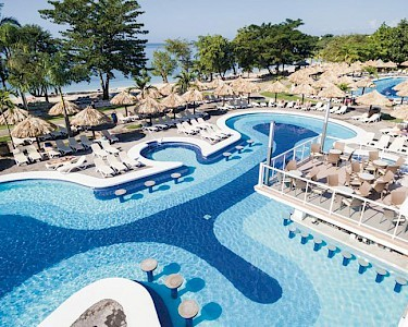 ClubHotel Riu Negril zwembad