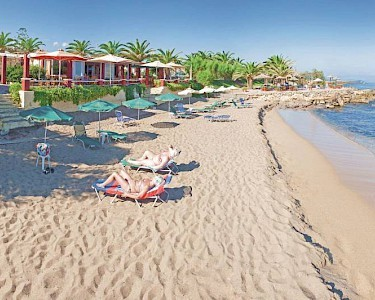 Rimondi Grand Resort & Spa strand