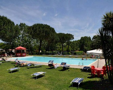 Camping Roma Flash Italië