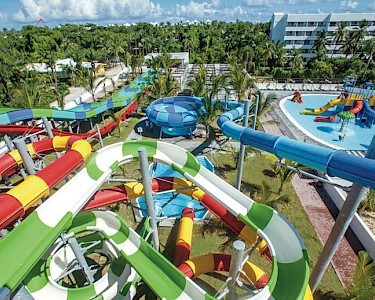 RIU Naiboa waterpark