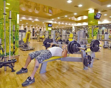 Royal Heights Resort fitness