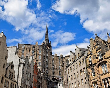 Edinburgh Schotland stedentrip