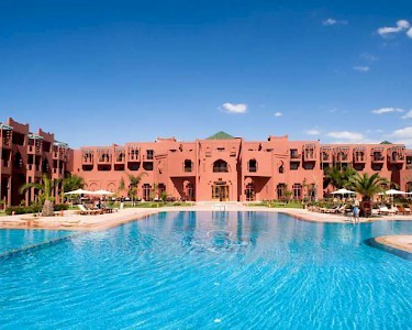 Hotel Palm Plaza & Spa zwembad
