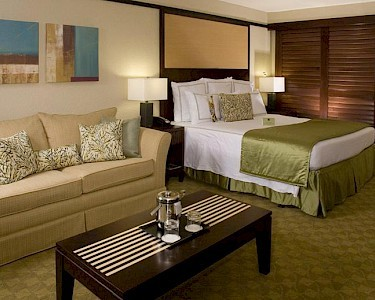 DoubleTree by Hilton Orlando at Seaworld kamer