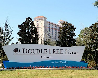DoubleTree by Hilton Orlando at Seaworld voorkant