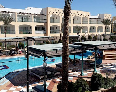Bel Air Azur Resort Hurghada Egypte