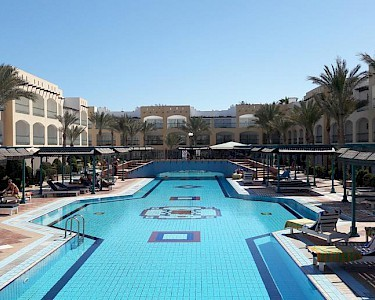 Bel Air Azur Resort zwembad