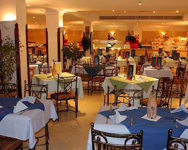 Bella Vista Egypte restaurant