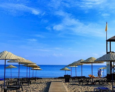 Apollonia Beach Resort Kreta strand