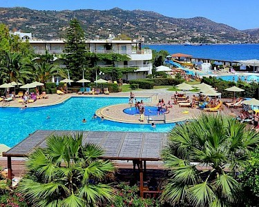 Apollonia Beach Resort Kreta