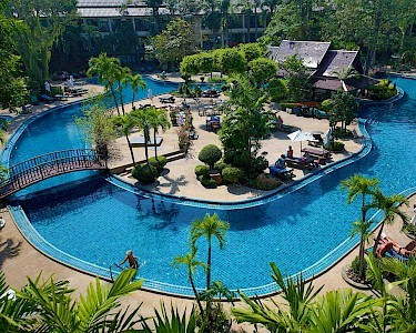 The Green Park Resort Thailand