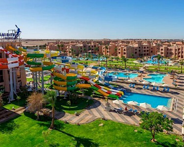 Pickalbatros Aqua Park Resort Egypte