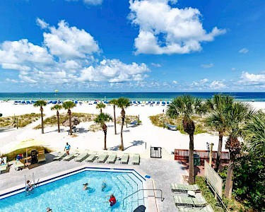 Sirata Beach Resort Florida strand