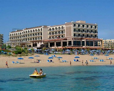 Constantinos Great Beach strand