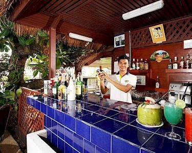 Phuket Ocean Resort Cocktails