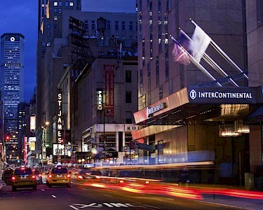 InterContinental Times Square hotel