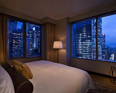 InterContinental Times Square kamer