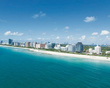 RIU Plaza Miami Beach strand
