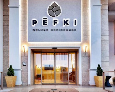 Pefki Deluxe Residences Griekenland