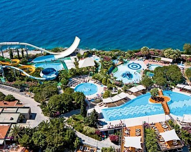 Pine Bay Holiday Resort Turkije
