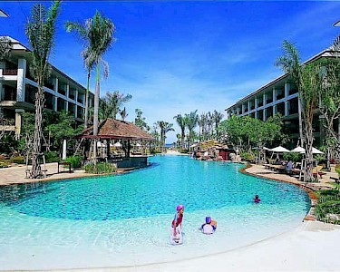 Ravindra Beach Resort Spa Thailand