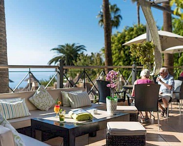 The Harbour Club Tenerife relaxen