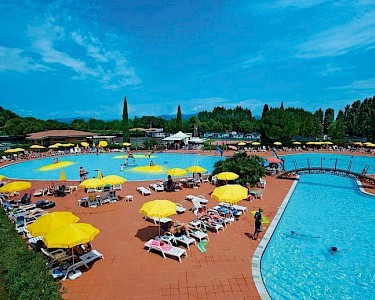Villaggio San Francesco Holiday Center zwembad