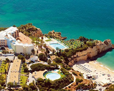 Pestana Viking Beach overview
