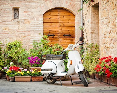 Italie Scooter