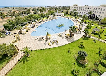 Sidi Mansour Resort overview