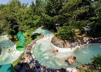 Center Parcs Het Meerdal wildwaterbaan