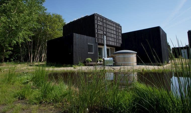 Wellness lodge Drenthe