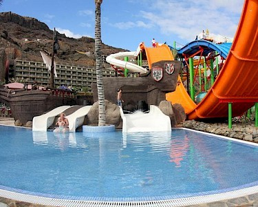 SPLASHWORLD Paradise Valle Taurito waterpark
