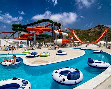 SPLASHWORLD Sun Palace waterpark