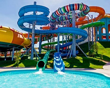 SPLASHWORLD Jaz Aquaviva waterpark