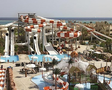 SPLASHWORLD Coral Sea Waterworld waterpark